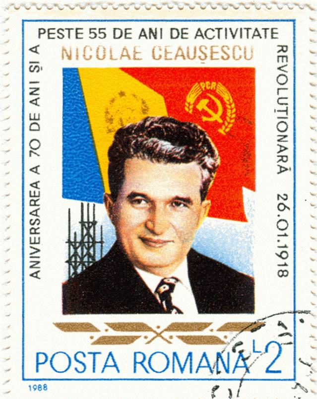 28.01.2019 timbru - ceausescu