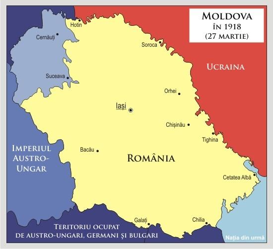 08.03.2019 Romania in 1918