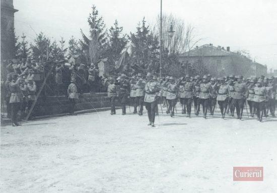 11.03.2019 Iași Parada militara