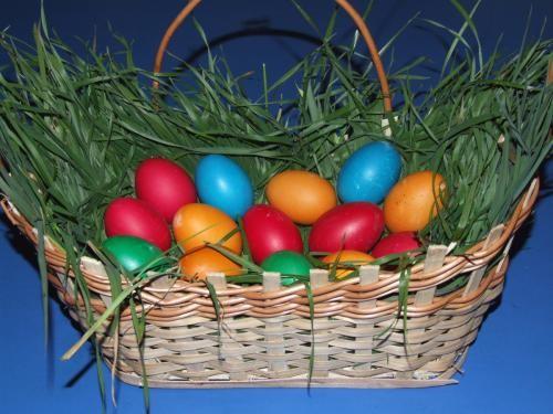 24.04.2019 Coș cu ouă