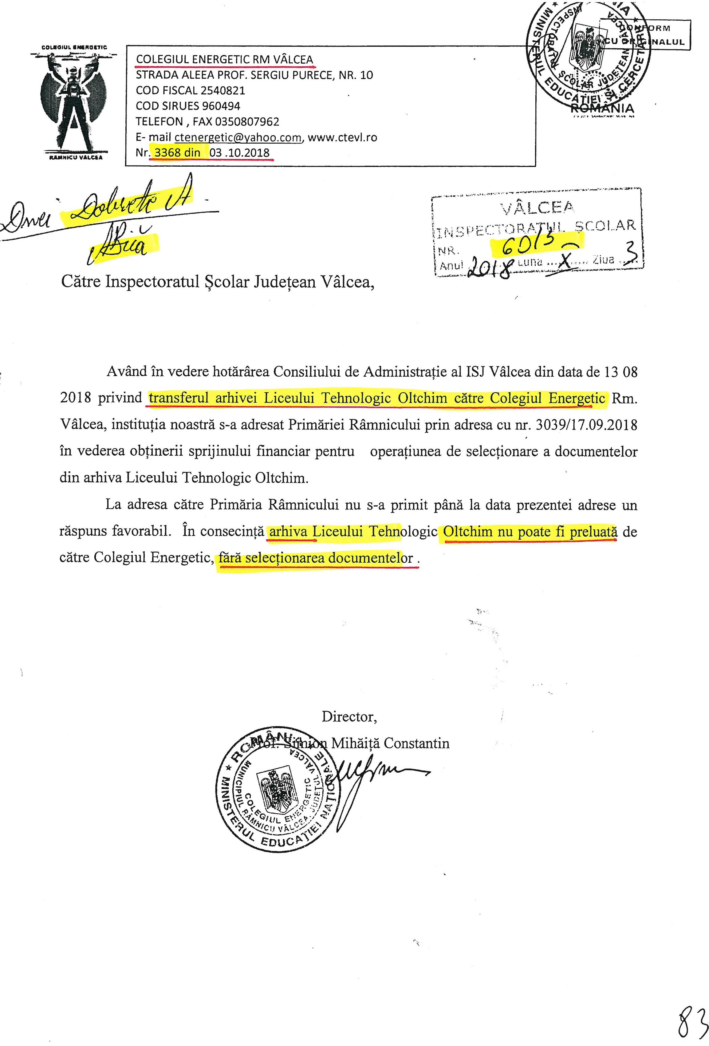 28.03.2021 Col Energetic ARHIVA