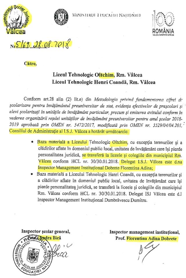 29.03.2021 Adresa ISJV inventar2018