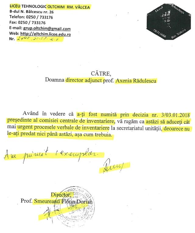 29.03.2021 Adresa LTO inventar 2018